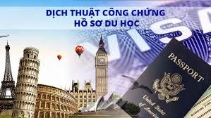 dịch hồ sơ du học giá rẻ tại Hà Nội