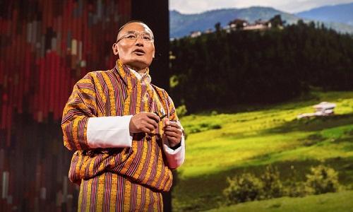 Bài phát biểu tiếng Anh lay động của Thủ tướng Bhutan