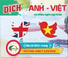 Dịch tiếng Anh giá rẻ 30k/ trang - lấy ngay tại Hà Nội