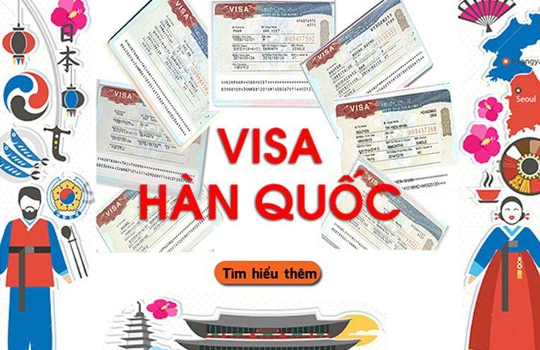 Hồ sơ visa Hàn Quốc